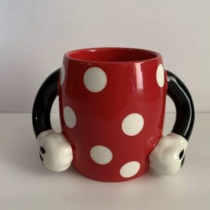 DISNEY GALERIE MICKEY MOUSE CERAMIC COFFEE CUP MUG